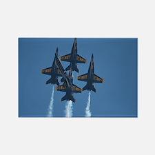 SF BAY GIFTS- Blue Angels, Fleet Week Magnet
