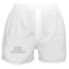 Kiss me: New Mexico Boxer Shorts