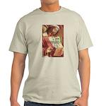 Euclid: Math and Philosophy Ash Grey T-Shirt