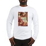 Euclid: Math and Philosophy Long Sleeve T-Shirt