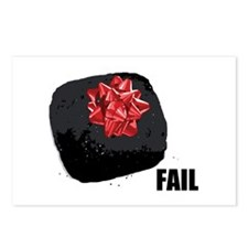 Coal Fail Postcards (Package of 8)
