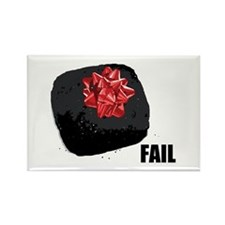 Coal Fail Rectangle Magnet