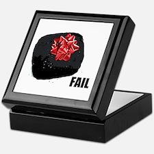 Coal Fail Keepsake Box