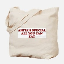 ANITA'S SPECIAL ALL YOU CAN Tote Bag