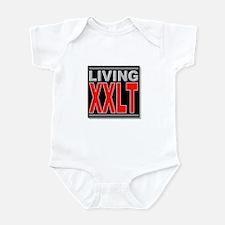 Cute Muscular body Infant Bodysuit
