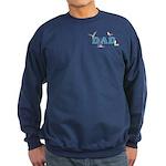 Dad's Fishing Place Sweatshirt (dark)