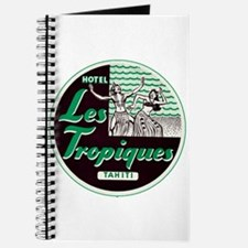 Les Tropiques (Tahiti) Travel Journal