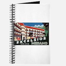 Excelsior Hotel (Merano) Travel Journal