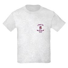 I LOVE GG GIRL T-Shirt