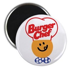 Burger Chef Magnet