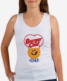 Burger Chef Women's Tank Top