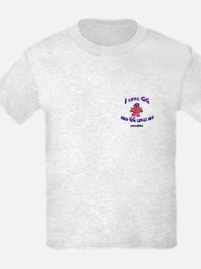 I LOVE GG BOY T-Shirt