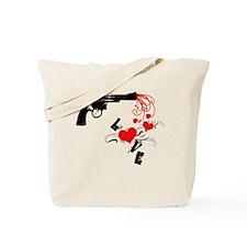 Love Heart Tote Bag