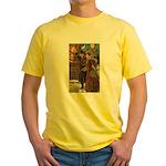 New Year Gala Yellow T-Shirt
