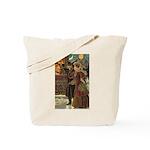 New Year Gala Tote Bag