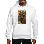 New Year Gala Hooded Sweatshirt