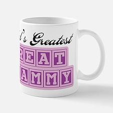 World's Greatest Great Grammy Small Mugs