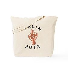 Palin Cross 2012 Tote Bag