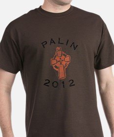Palin Cross 2012 T-Shirt