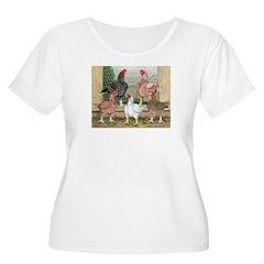 Cornish Chickens! T-Shirt