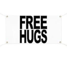 Free Hugs Banner