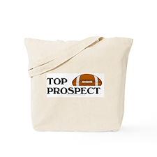 TOP Football Player Tote Bag