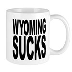 Wyoming Sucks Mug