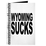 Wyoming Sucks Journal