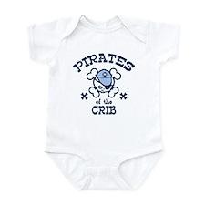 Pirates of the Crib Infant Bodysuit