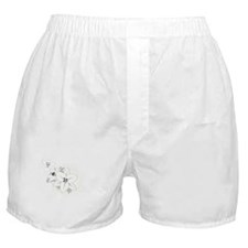 Lilies of The Field: Boxer Shorts
