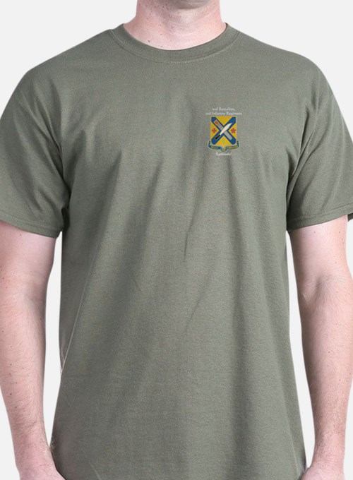 T-Shirt, front only