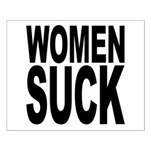 Women Suck Small Poster