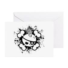 Punkin' Splat Greeting Cards (Pk of 10)