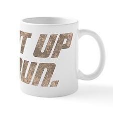 SHUT UP & RUN Mug
