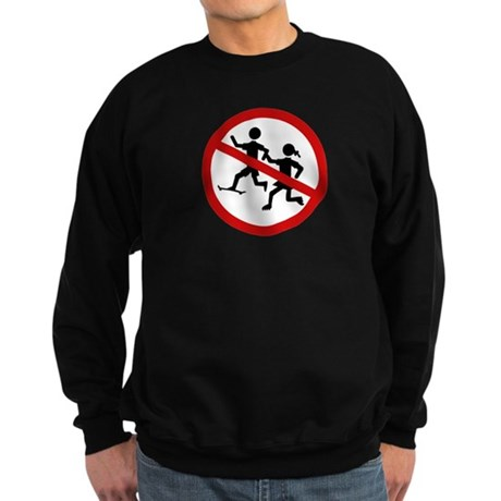 Playing Children Not Allowed, Spain Sweatshirt (da