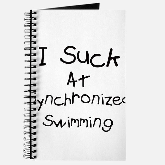Synchronized swimming Journal