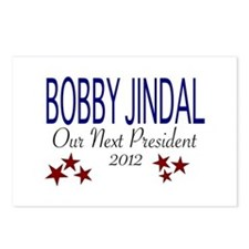 Jindal - Our Next President Postcards (Package of