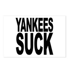 Yankees Suck Postcards (Package of 8)