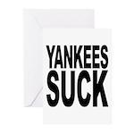 Yankees Suck Greeting Cards (Pk of 20)