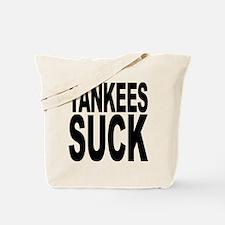 Yankees Suck Tote Bag