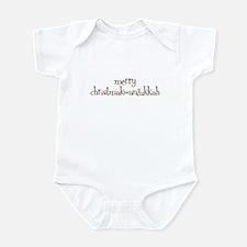 christmakwanzukkah Infant Bodysuit