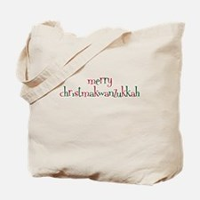 christmakwanzukkah Tote Bag