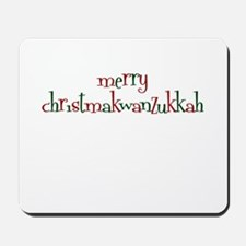 christmakwanzukkah Mousepad