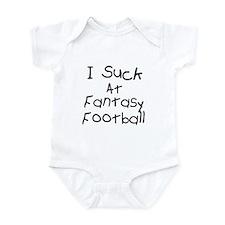 Fantasy Football Infant Bodysuit