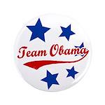 "Team Obama 3.5"" Button"
