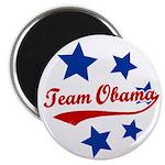 Team Obama Magnet