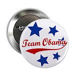 "Team Obama 2.25"" Button"