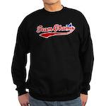 Team Obama Sweatshirt (dark)