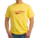 Team Obama Yellow T-Shirt