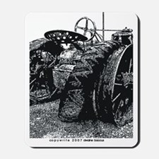 Old Tractors Mousepad